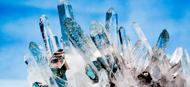 An Introduction to Crystals