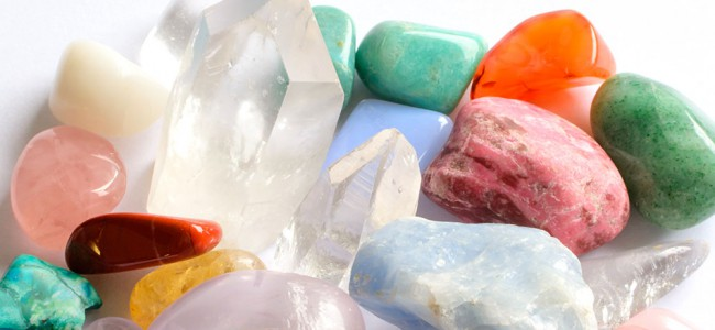 Personal Crystals